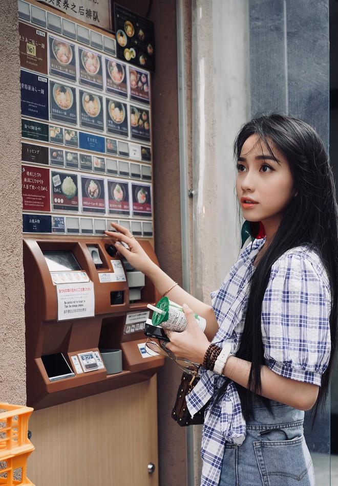 Dàn hot girl Trung Quốc khoe nhan sắc 'băng thanh, ngọc khiết' gây sốt - Ảnh 12