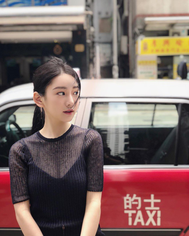 Dàn hot girl Trung Quốc khoe nhan sắc 'băng thanh, ngọc khiết' gây sốt - Ảnh 6