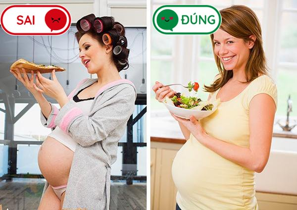 6 quan niệm sai lầm khi mang thai nhưng nhiều mẹ bầu vẫn 'tin sái cổ' - Ảnh 1
