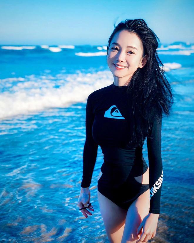 Dàn hot girl Trung Quốc khoe nhan sắc 'băng thanh, ngọc khiết' gây sốt - Ảnh 7