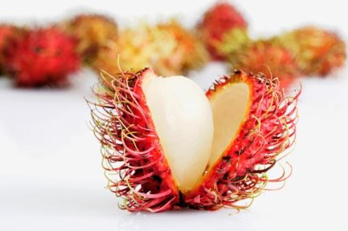 Ăn chôm chôm sai cách ảnh hưởng tới sức khỏe, dễ mắc bệnh - Ảnh 1