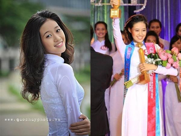 Hoa hậu Khánh Vân tái hiện khoảnh khắc đăng quang 7 năm trước, nhan sắc thay đổi quá nhiều - Ảnh 3