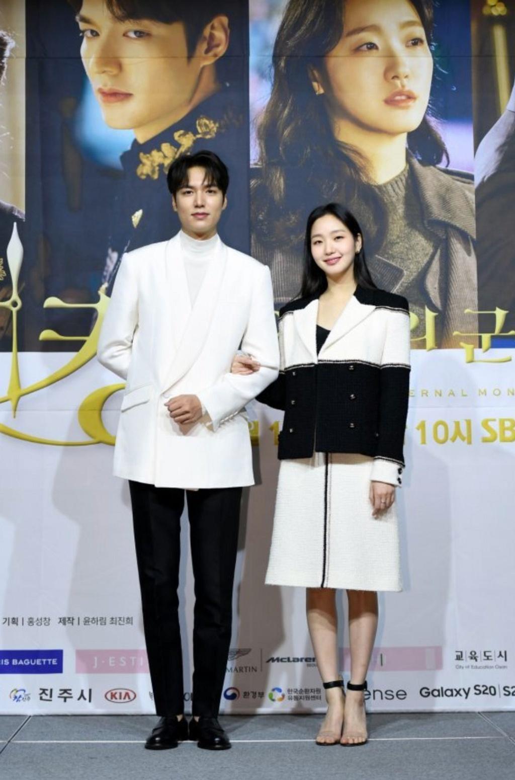 Lee Min Ho và những sao nam có chiều cao trên 1,85 m của showbiz Hàn - Ảnh 11