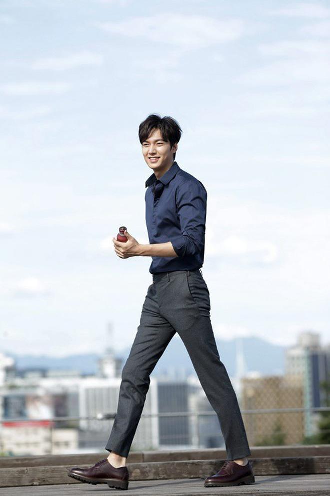 Lee Min Ho và những sao nam có chiều cao trên 1,85 m của showbiz Hàn - Ảnh 12