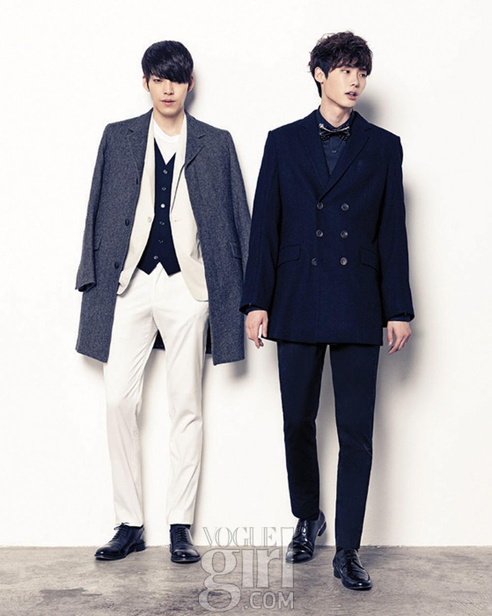 Lee Min Ho và những sao nam có chiều cao trên 1,85 m của showbiz Hàn - Ảnh 13