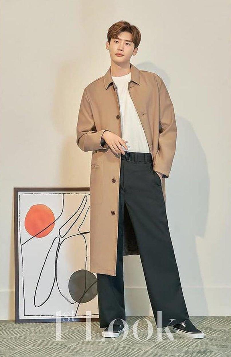 Lee Min Ho và những sao nam có chiều cao trên 1,85 m của showbiz Hàn - Ảnh 14
