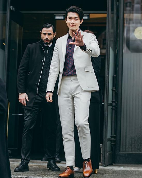 Lee Min Ho và những sao nam có chiều cao trên 1,85 m của showbiz Hàn - Ảnh 18