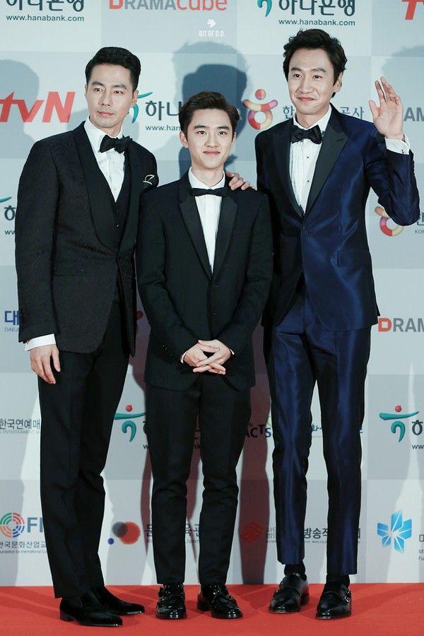Lee Min Ho và những sao nam có chiều cao trên 1,85 m của showbiz Hàn - Ảnh 4