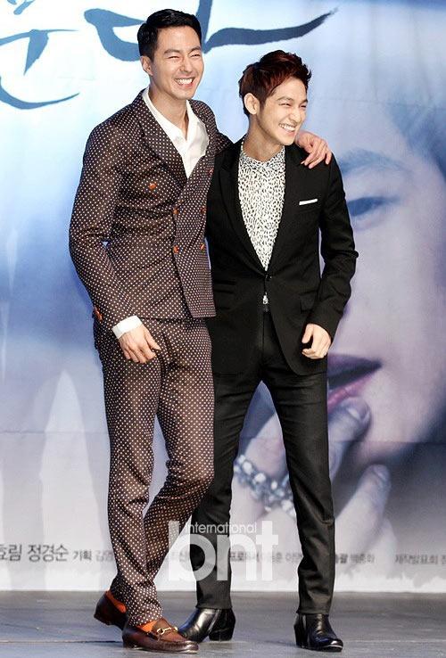 Lee Min Ho và những sao nam có chiều cao trên 1,85 m của showbiz Hàn - Ảnh 5