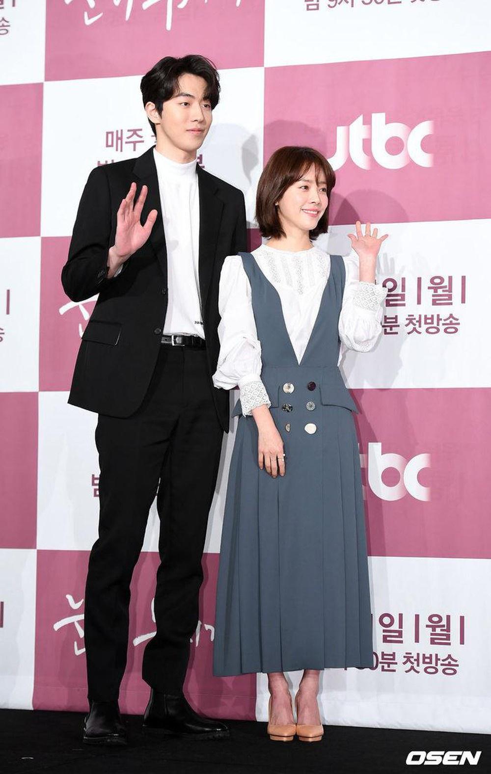 Lee Min Ho và những sao nam có chiều cao trên 1,85 m của showbiz Hàn - Ảnh 7