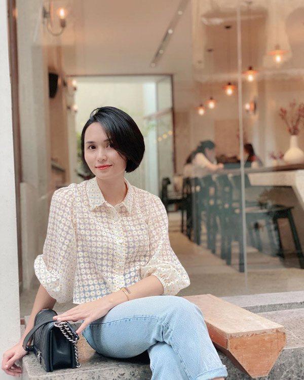 Chị gái công chúa béo Quỳnh Anh ăn mặc sang chảnh, túi Hermes nhiều hơn cả em gái - Ảnh 10