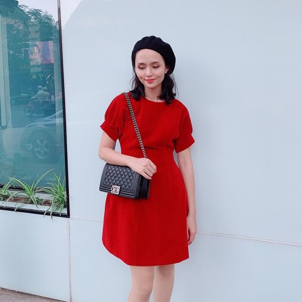Chị gái công chúa béo Quỳnh Anh ăn mặc sang chảnh, túi Hermes nhiều hơn cả em gái - Ảnh 4