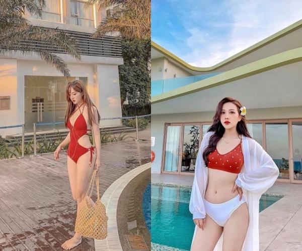 Hot girl 9x xinh xắn như kẹo ngọt đốn tim dân tình khi diện bikini siêu 'bánh bèo' - Ảnh 4