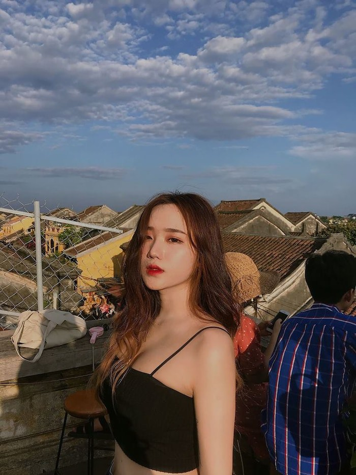 Dàn hot girl Đà Nẵng 'làm trùm' MXH thời gian qua là ai? - Ảnh 10