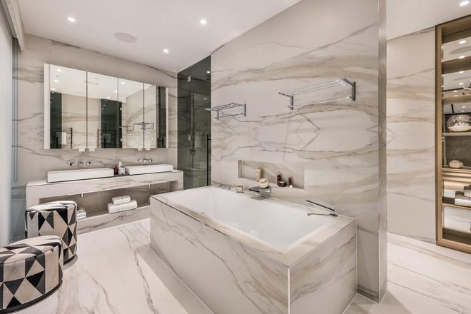 Nhà trong hẻm giá 64 triệu USD ở trung tâm London - Ảnh 12