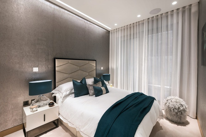 Nhà trong hẻm giá 64 triệu USD ở trung tâm London - Ảnh 14