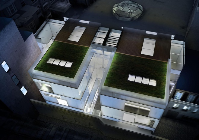Nhà trong hẻm giá 64 triệu USD ở trung tâm London - Ảnh 4