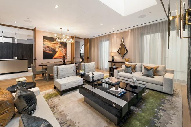 Nhà trong hẻm giá 64 triệu USD ở trung tâm London - Ảnh 5