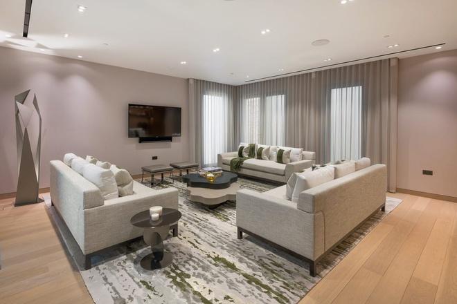 Nhà trong hẻm giá 64 triệu USD ở trung tâm London - Ảnh 8