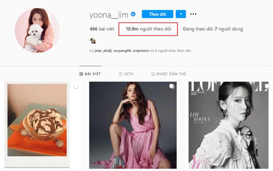 5 nữ diễn viên Hàn quyền lực nhất Instagram: Hội tụ 'sang - sạch - đẹp'! - Ảnh 3