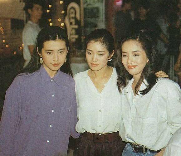 Củng Lợi và các bức ảnh cùng những 'huyền thoại' trong làng giải trí Hong Kong ngày ấy  - Ảnh 5