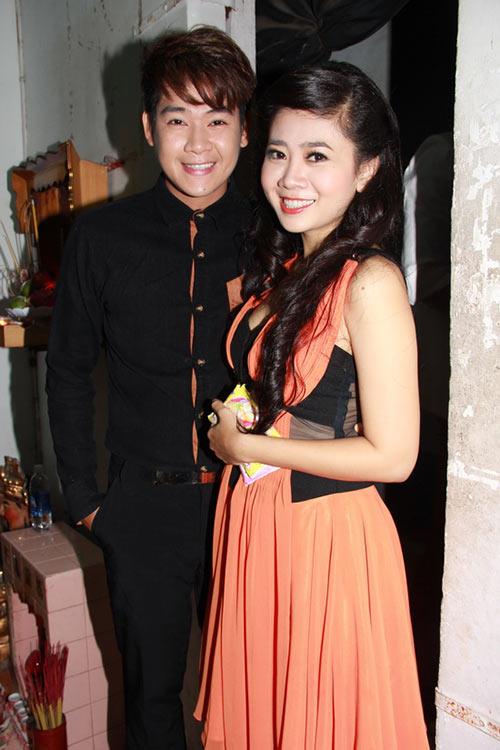 Dân mạng xót xa hình ảnh hạnh phúc hiếm hoi của Mai Phương khi mang bầu bên Phùng Ngọc Huy - Ảnh 3