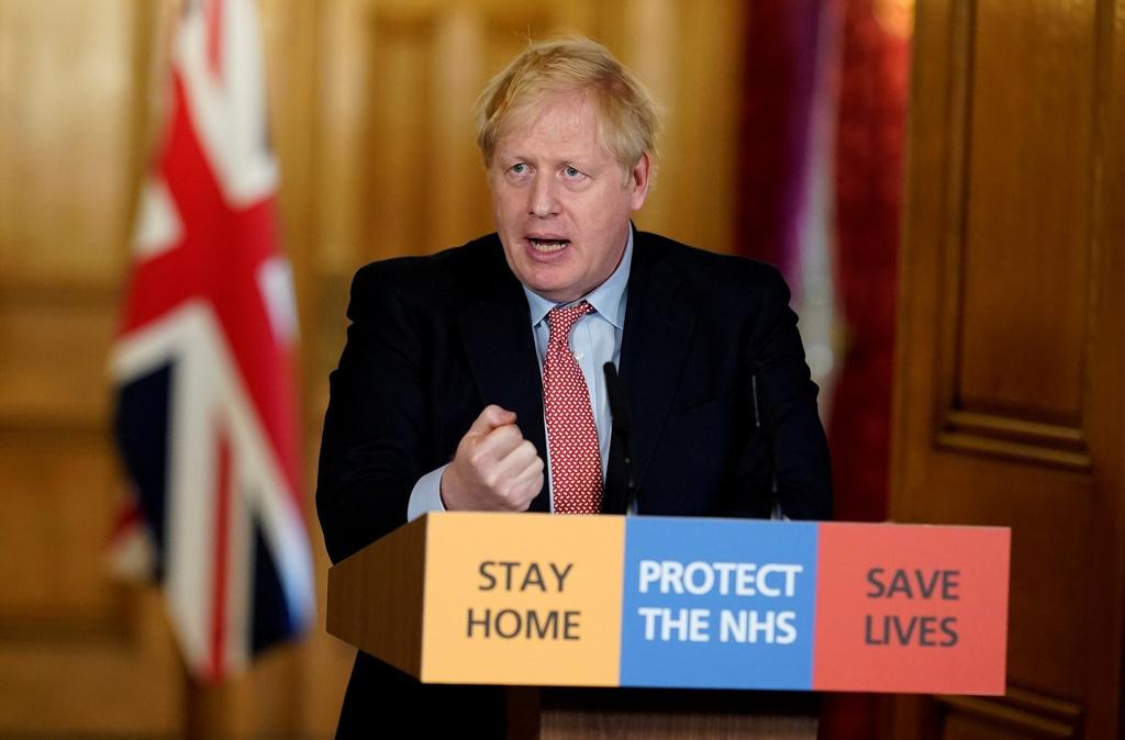 Sức khỏe xấu đi, thủ tướng Anh được đưa vào ICU - Ảnh 1