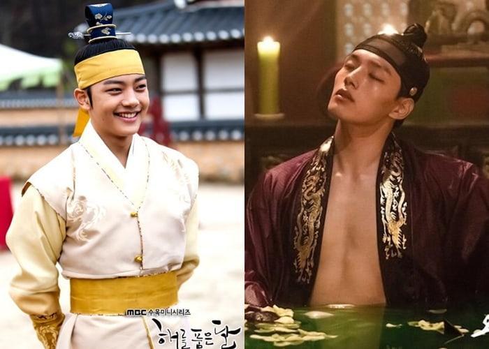 Kim Yoo Jung, Yoo Seung Ho và những sao nhí thành công nhất màn ảnh Hàn - Ảnh 3