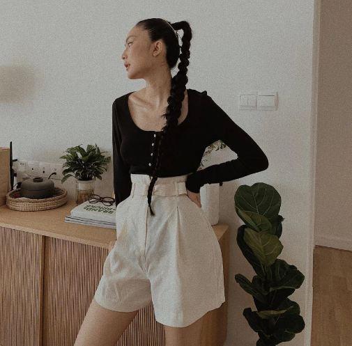 4 cách Helly Tống biến tấu cho tóc dài và đen nhánh trở nên thật gọn xinh mát mẻ - Ảnh 6