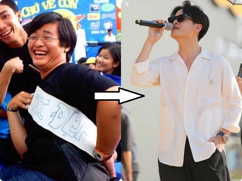 Hà Anh Tuấn từng có màn giảm cân ngoạn mục từ 110 kg xuống 70 kg trong 3 tháng - Ảnh 1