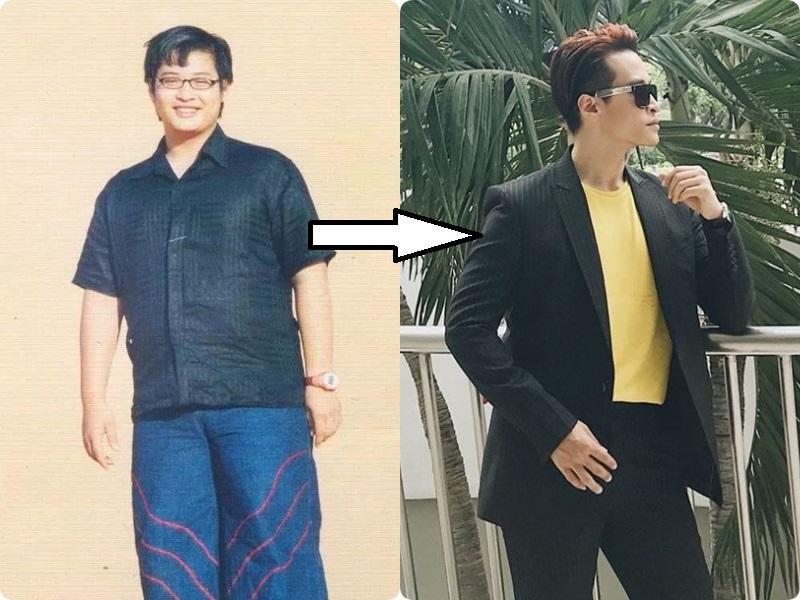 Hà Anh Tuấn từng có màn giảm cân ngoạn mục từ 110 kg xuống 70 kg trong 3 tháng - Ảnh 3