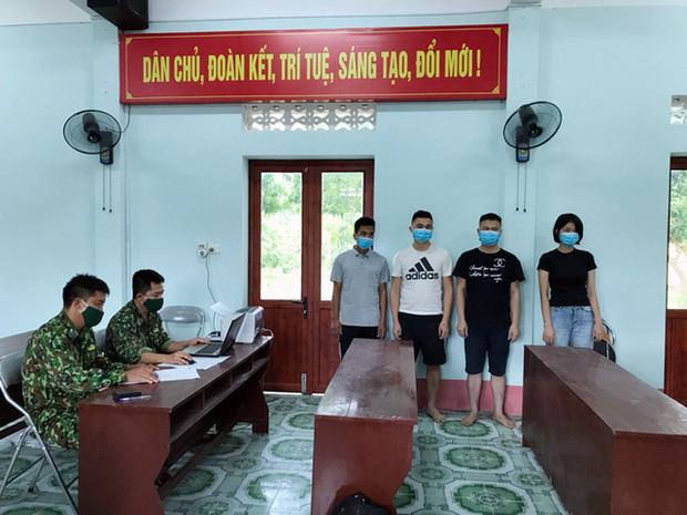 Lợi dụng đêm tối, nhiều đối tượng nhập cảnh trái phép vào Việt Nam - Ảnh 2