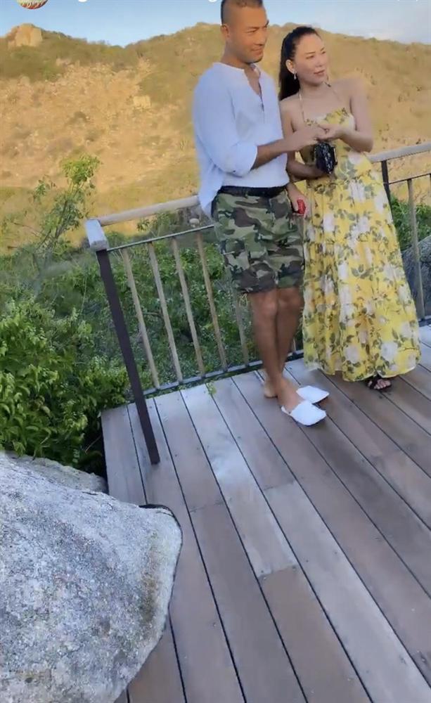 Rộ nghi vấn chồng cũ Quỳnh Nga hẹn hò chân dài Quỳnh Thư - Ảnh 3