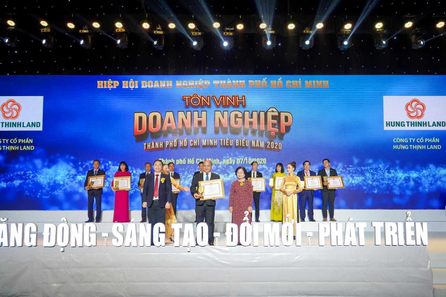 """Tập đoàn Hưng Thịnh """"thắng lớn"""" với hàng loạt giải thưởng  - Ảnh 3"""