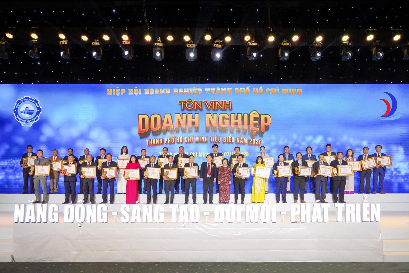 """Tập đoàn Hưng Thịnh """"thắng lớn"""" với hàng loạt giải thưởng  - Ảnh 4"""