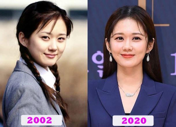 Nữ diễn viên xinh đẹp nhất Hàn Quốc cũng phải 'chào thua' mỹ nhân này về độ hack tuổi - Ảnh 1