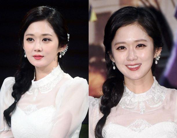 Nữ diễn viên xinh đẹp nhất Hàn Quốc cũng phải 'chào thua' mỹ nhân này về độ hack tuổi - Ảnh 2