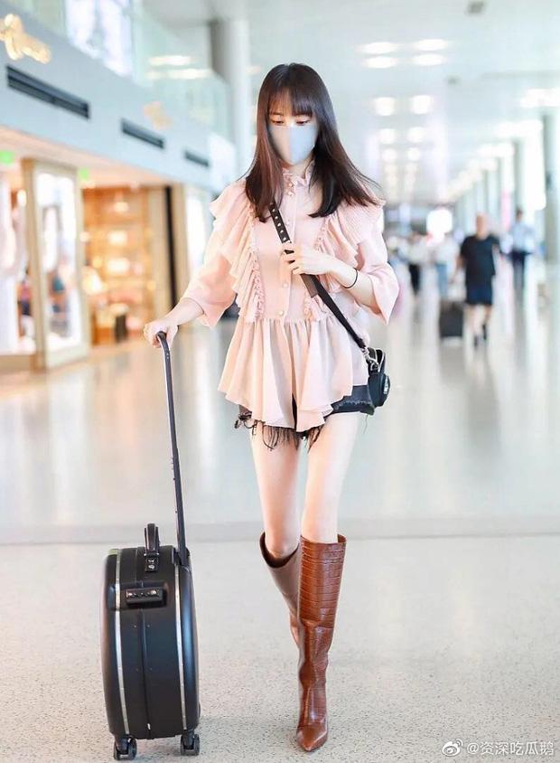Những mỹ nhân Hoa Ngữ sở hữu đôi chân cực phẩm vẫn lộ khuyết điểm khiến fan 'hết hồn' - Ảnh 7