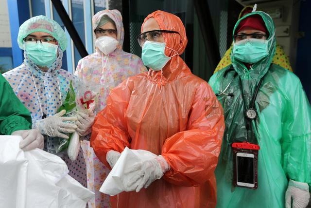 24 bác sĩ Indonesia tử vong trong cuộc chiến chống COVID-19 - Ảnh 1