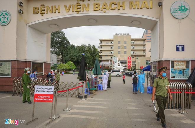 Bệnh nhân 243 mắc Covid-19 đến nhiều bệnh viện, dự đám cưới, đám giỗ - Ảnh 1