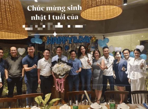 Đàm Thu Trang xuất hiện rạng rỡ, khoe trọn body thon thả sau 1 tháng sinh con - Ảnh 1