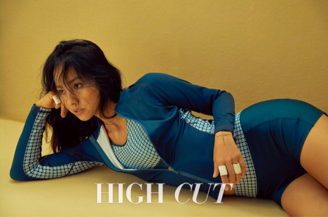 Lee Hyori - 'nữ hoàng sexy' từ bỏ tất cả về làm nông với chồng nghèo - Ảnh 2