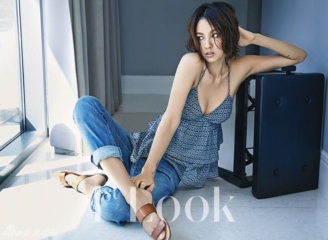 Lee Hyori - 'nữ hoàng sexy' từ bỏ tất cả về làm nông với chồng nghèo - Ảnh 3