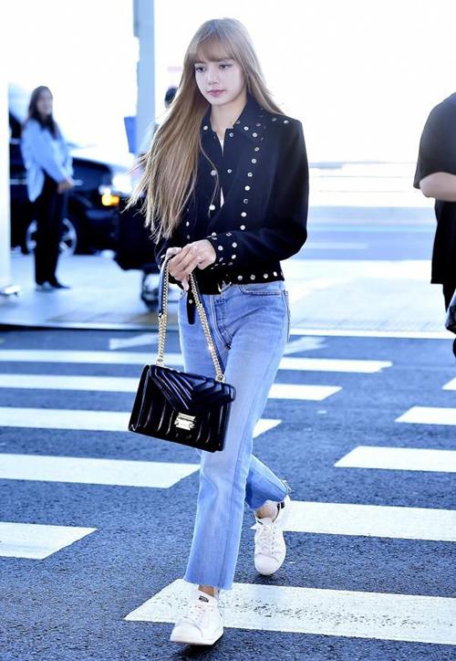 3 kiểu quần jeans hot nhất hè được Black Pink lăng xê - Ảnh 10