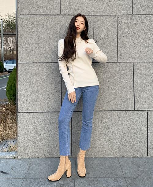 3 kiểu quần jeans hot nhất hè được Black Pink lăng xê - Ảnh 4