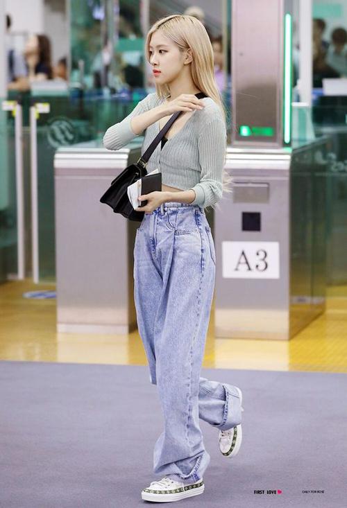 3 kiểu quần jeans hot nhất hè được Black Pink lăng xê - Ảnh 6
