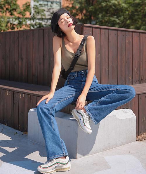 3 kiểu quần jeans hot nhất hè được Black Pink lăng xê - Ảnh 8
