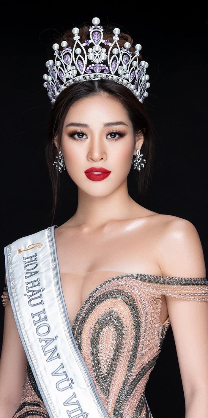 4 Hoa hậu Hoàn vũ Việt Nam: Thùy Lâm - H'Hen Niê thành công rực rỡ, Khánh Vân có lập kỳ tích tại Miss Universe? - Ảnh 13