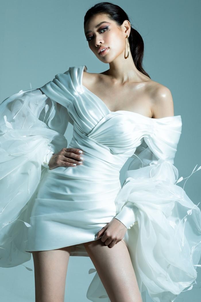 4 Hoa hậu Hoàn vũ Việt Nam: Thùy Lâm - H'Hen Niê thành công rực rỡ, Khánh Vân có lập kỳ tích tại Miss Universe? - Ảnh 19