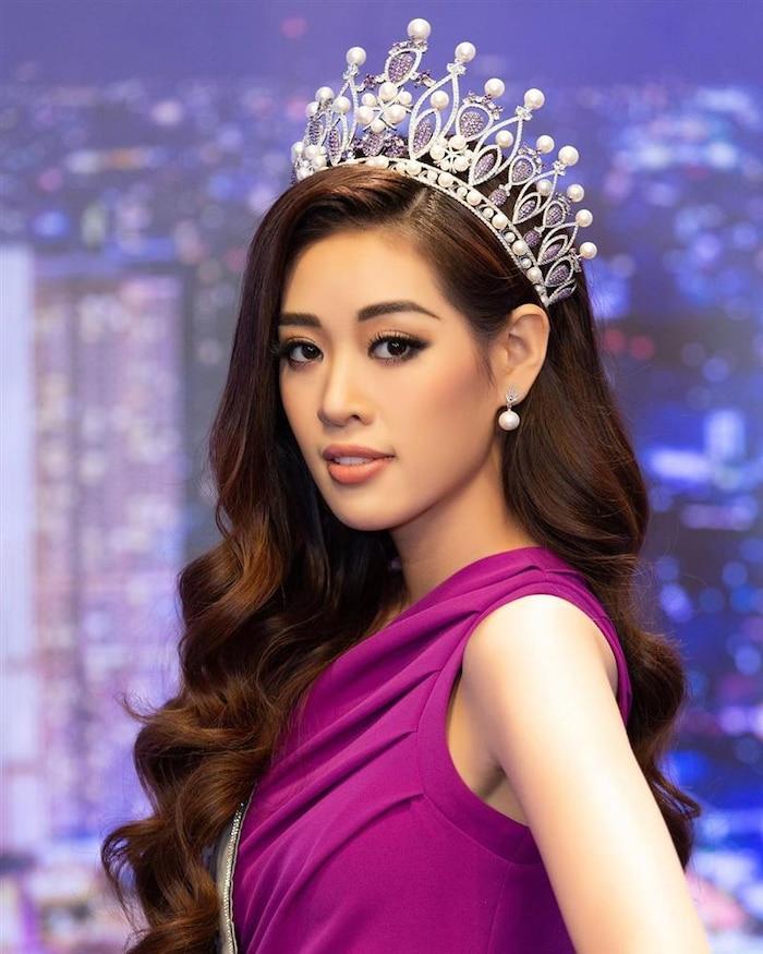 4 Hoa hậu Hoàn vũ Việt Nam: Thùy Lâm - H'Hen Niê thành công rực rỡ, Khánh Vân có lập kỳ tích tại Miss Universe? - Ảnh 20
